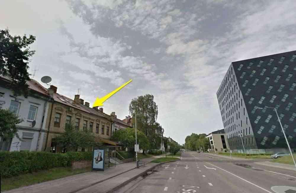Продажа квартиры 41.7 м2, Литва, Вильнюс