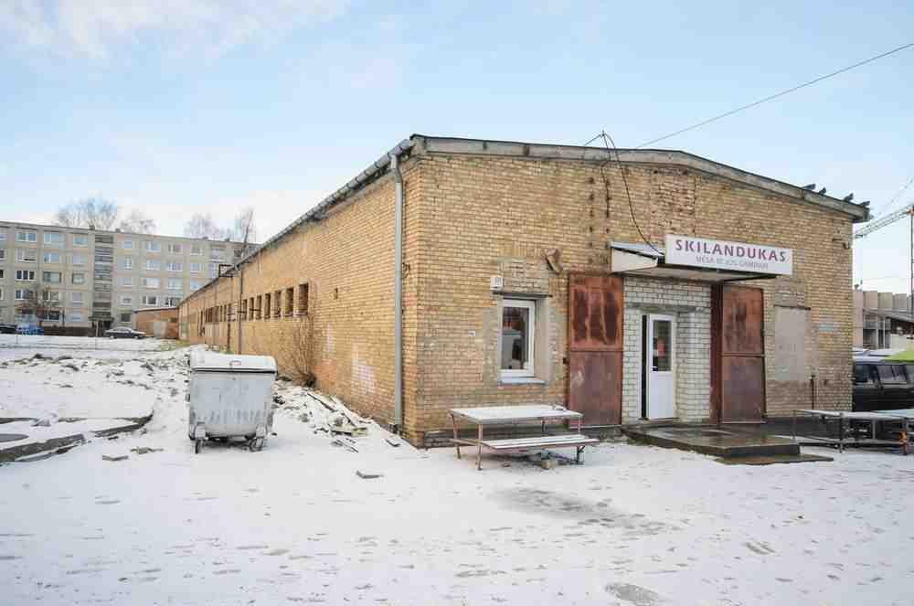 Продаются коммерческие помещения 163.0 м2, Литва, Вильнюс