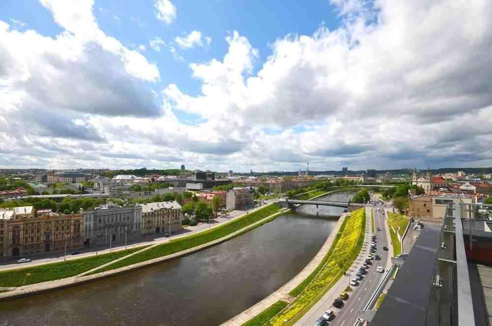Продаются коммерческие помещения 993.0 м2, Литва, Вильнюс