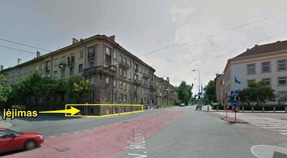Продаются коммерческие помещения 240.0 м2, Литва, Вильнюс