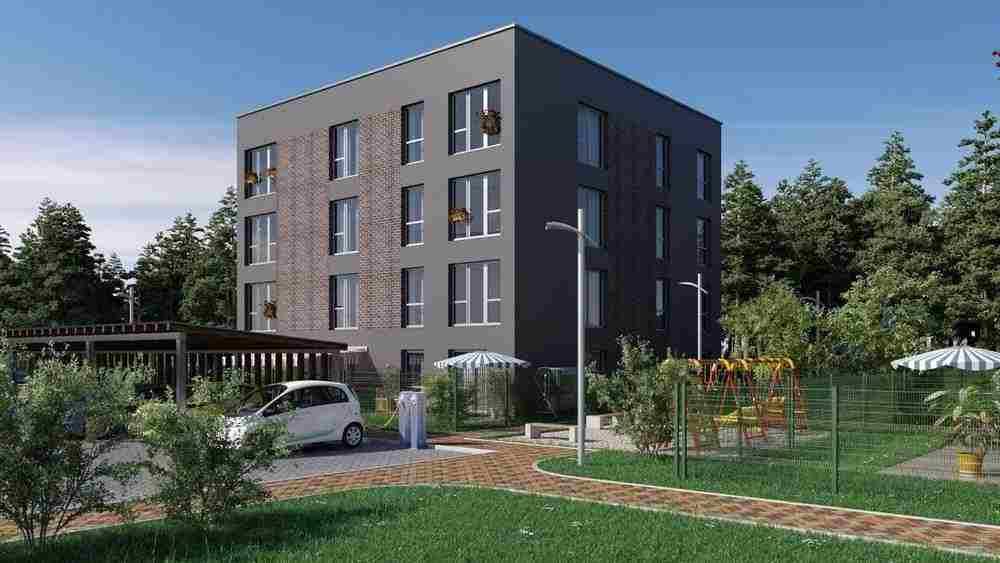 Продажа квартиры 58.4 м2, Литва, Вильнюс