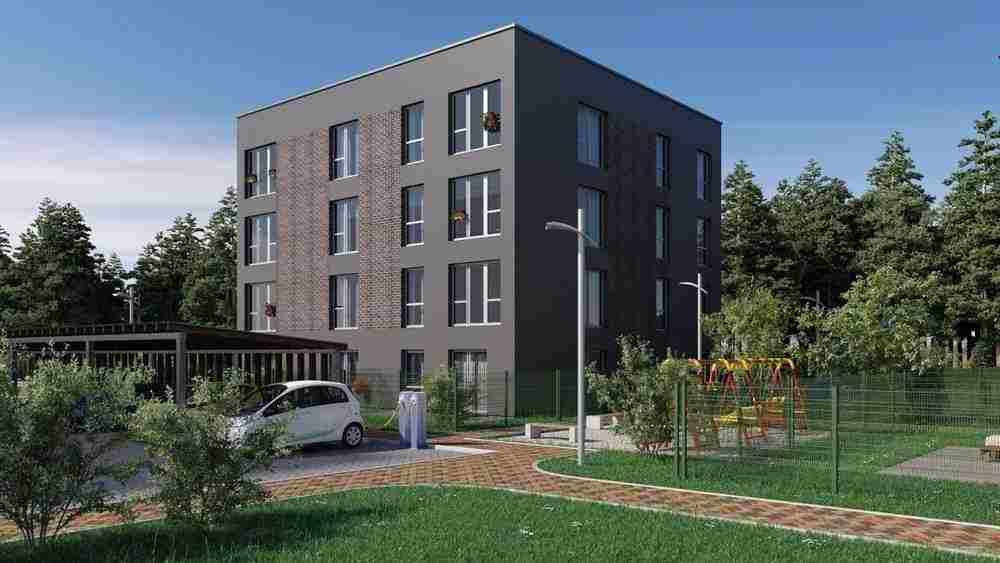 Продажа квартиры 63.36 м2, Литва, Вильнюс