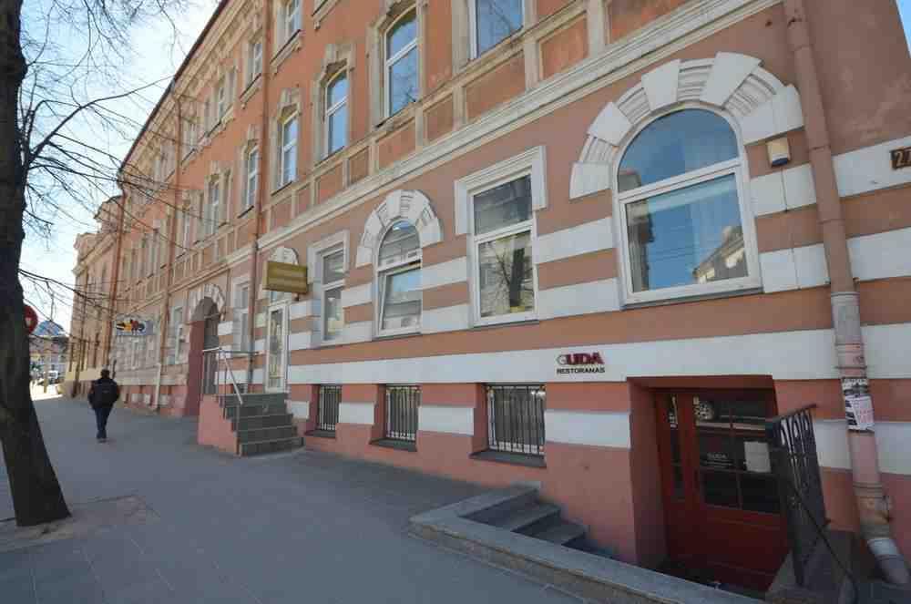 Аренда коммерческие помещения 119.13 м2, Литва, Вильнюс