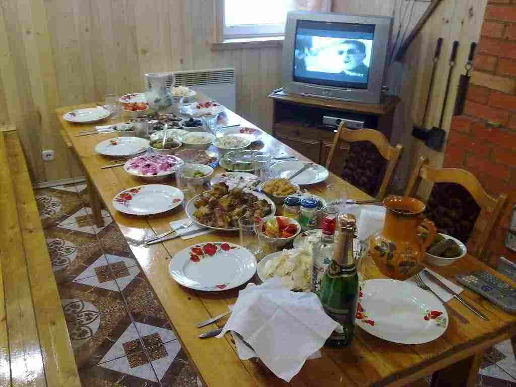 Зарачанския янины. Фото