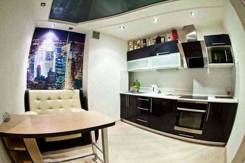 Квартира «Йорк». Чистая, светлая. Новый дом. Wi-Fi. Фото