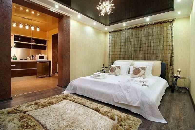1-комнатная, на сутки. Фото