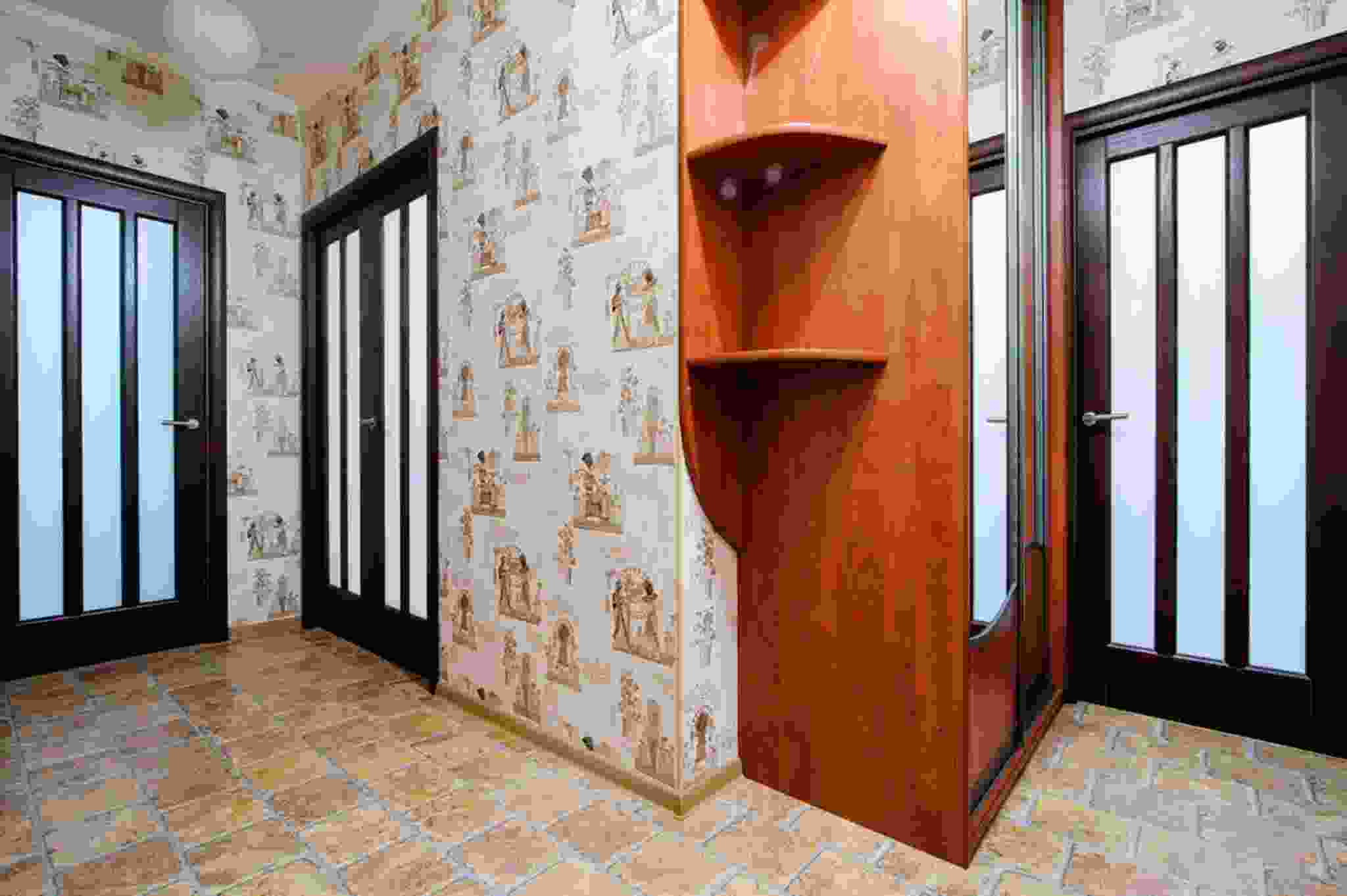 Апартаменты трёхкомнатные, (метро Парк Челюскинцев). Фото