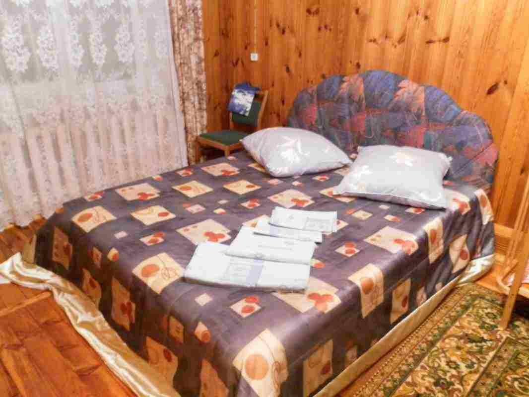Усадьба Лолуа, расположенная между горнолыжными курортами Логойском и Силичами. Фото