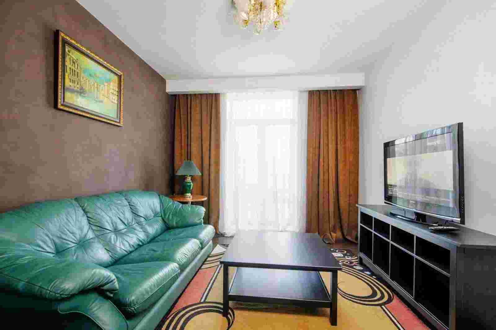 Апартаменты на Ленинградской дом 1а