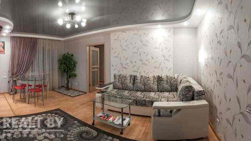 Сдаётся новая 1-2-х комн. квартира-студия с дизайнерским евроремонтом, а также 1-2-х комн. квартиры в районе пл.Я.Коласа от 50$.