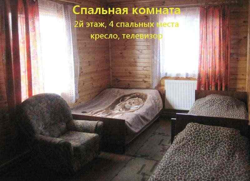 """Агроусадьба """"Теремок в Ельнице"""" - Доступный отдых для большой компании в пределах Минска от 8$ с человека. Фото"""