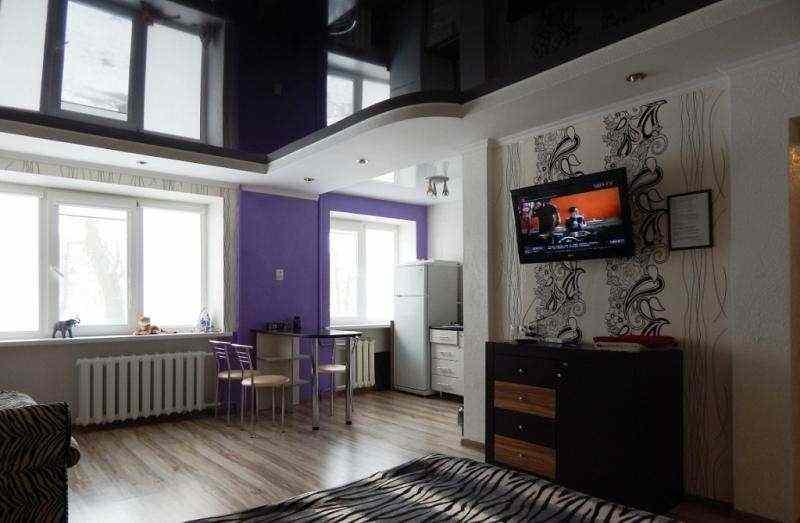 Квартира-Студия на Машерова г. Брест, Б/Нал. Фото