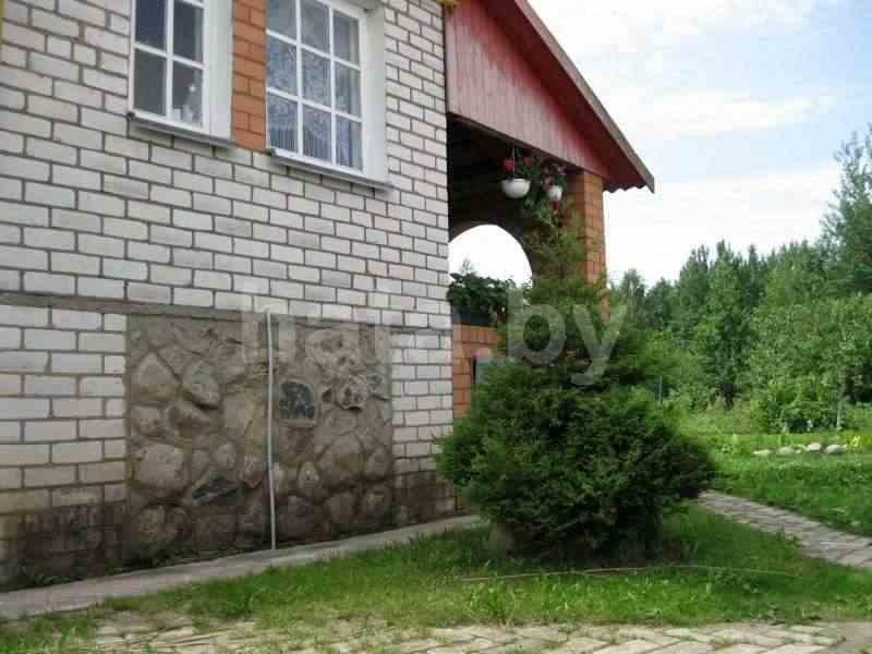 Дом для отдыха на Браславлавских озерах. Фото