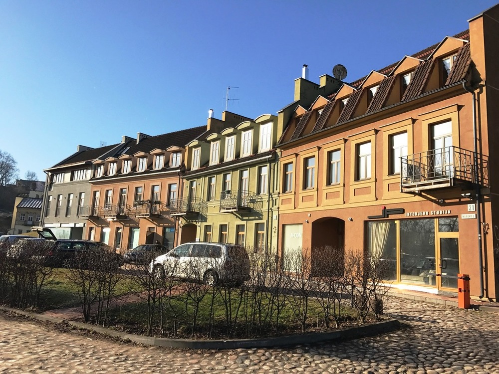 Аренда квартиры 76.0 м2, Литва, Вильнюс