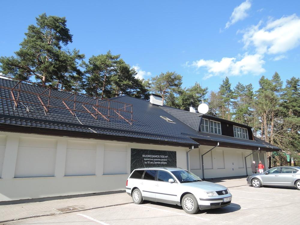 Аренда коммерческие помещения 1100.0 м2, Литва, Вильнюс