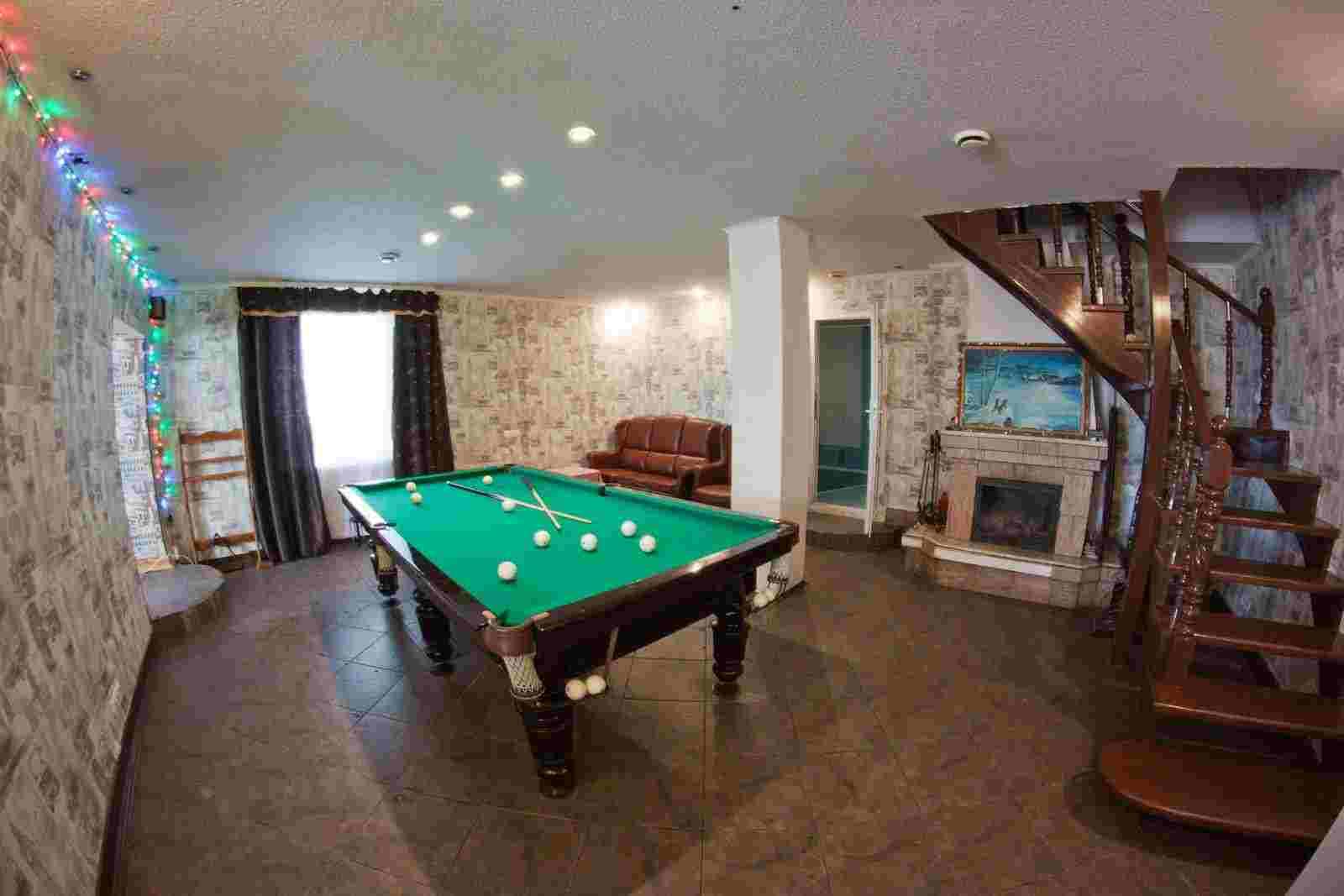 2-х уровневый гостевой дом со спа комплексом