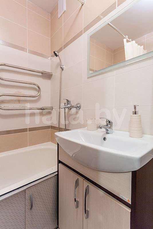 1-комнатная новая квартира рядом МИНСК - АРЕНА. Фото