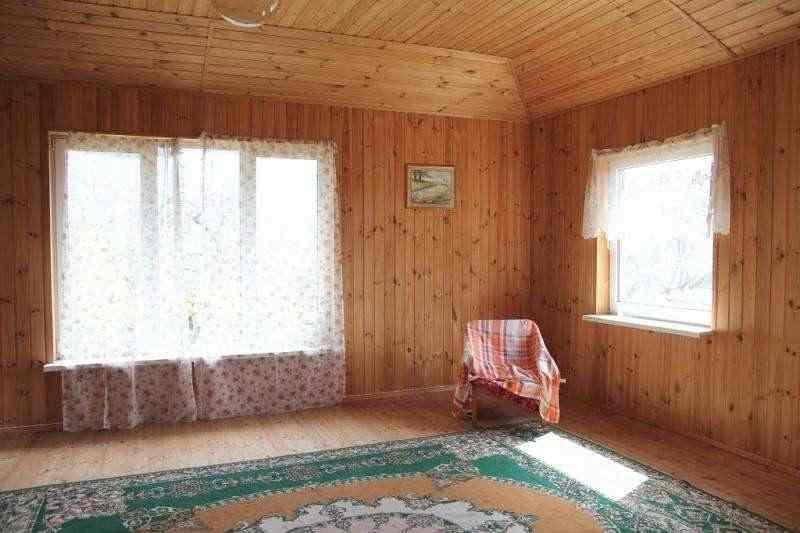 Участок с домом в г. Минске рядом с лесом. Фото