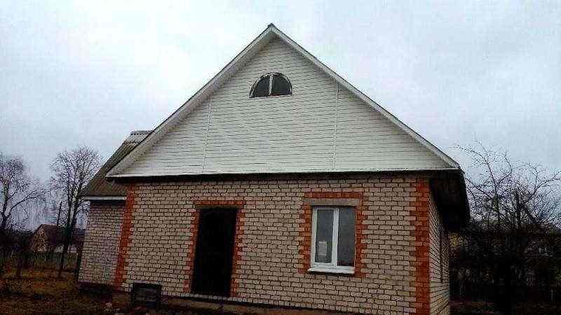 Продается дом в д. Августово