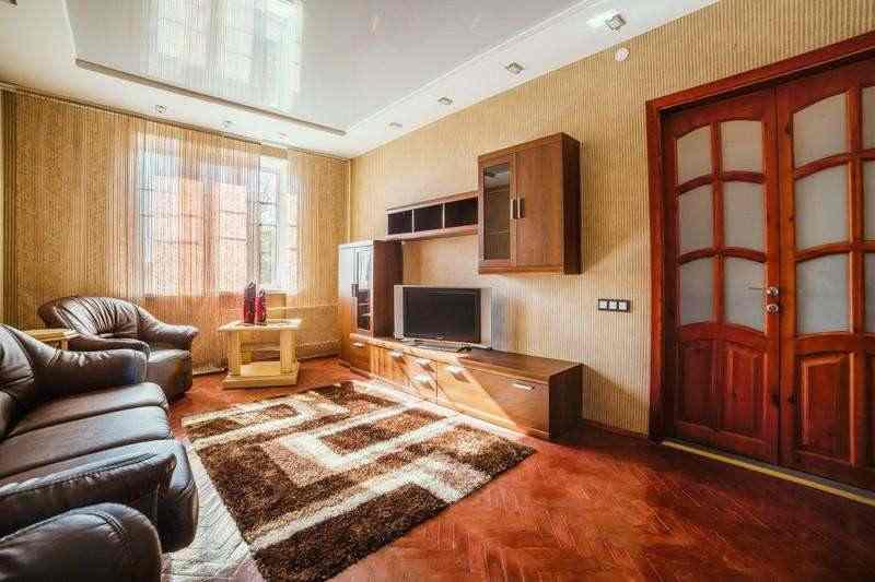 В центре Минска шикарная 3-х комнатная квартира ул. Интернациональная,17 (Площадь Свободы). Фото