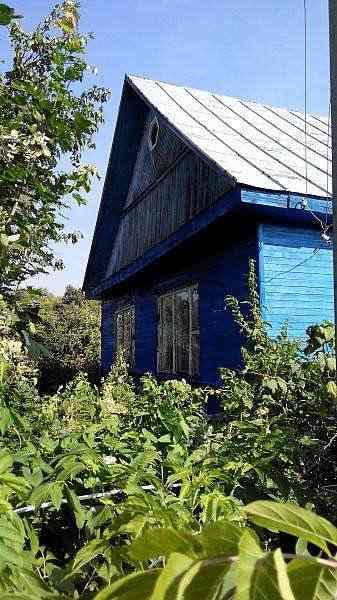 Деревянный дом. Фото