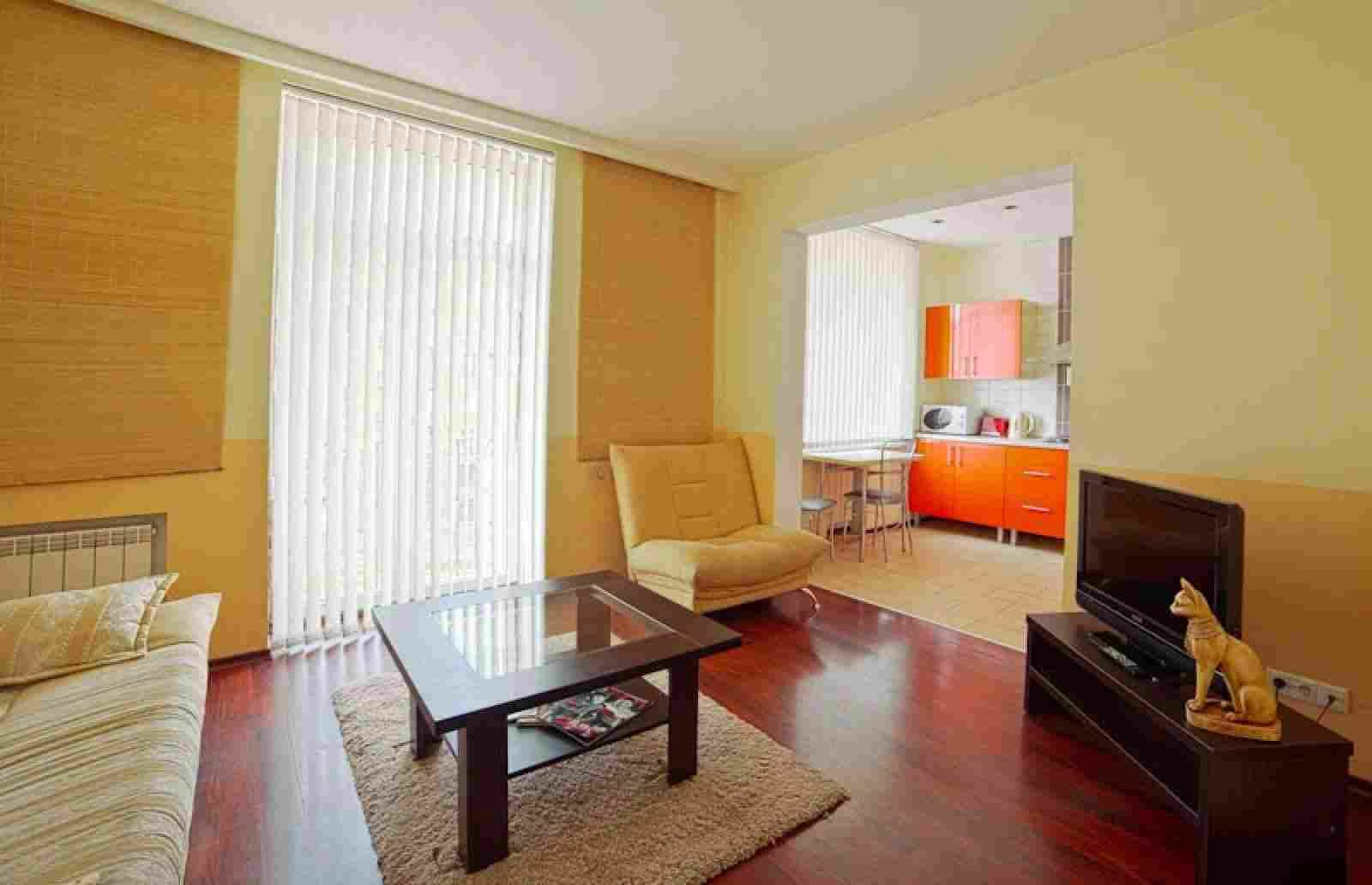В центре на пр. Независимости,46 красивая 2-х комнатная квартира. Фото