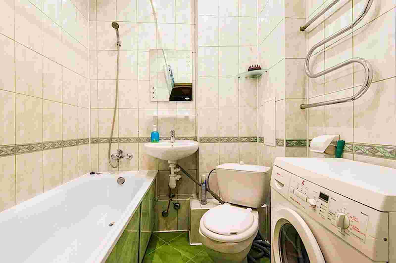 В самом центр Минска отличная 1-комнатная квартира. Фото