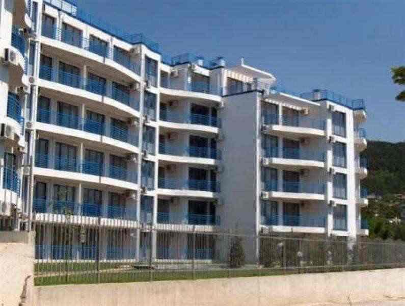 Жилой комплекс в городе Балчик.. Фото