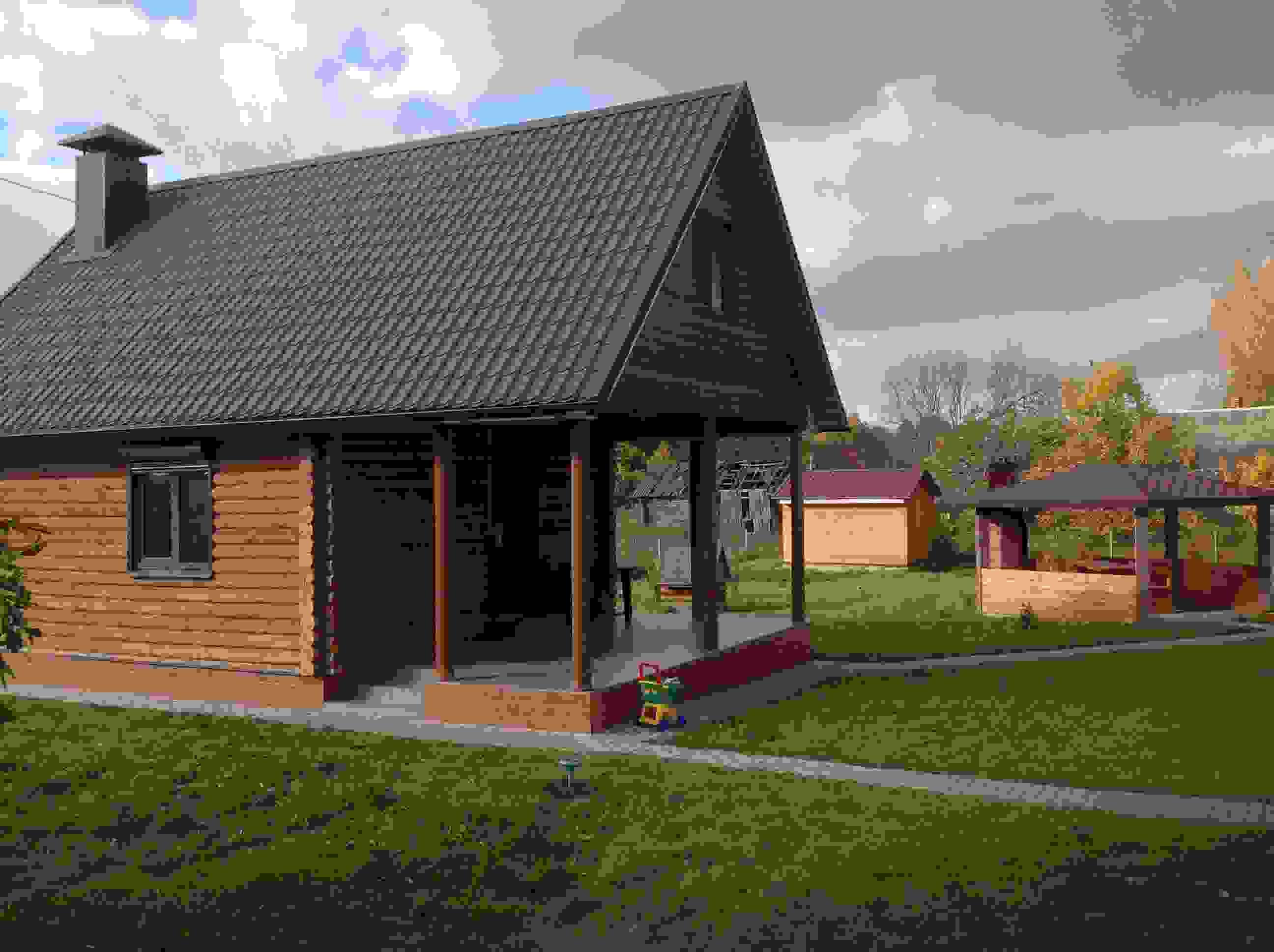 Продам дом в живописном месте Витебской обл.Лепельском районе,д. Оконо