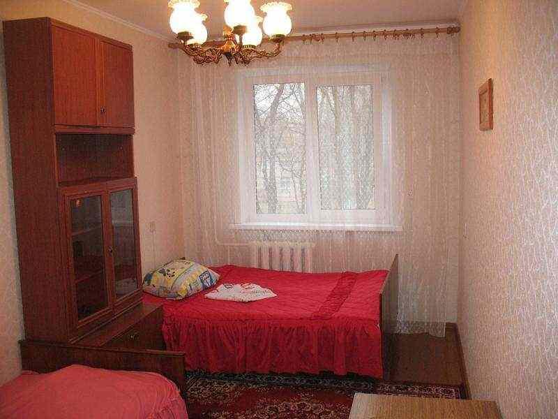 Двухкомнатная квартира на сутки и более в Светлогорске. Фото
