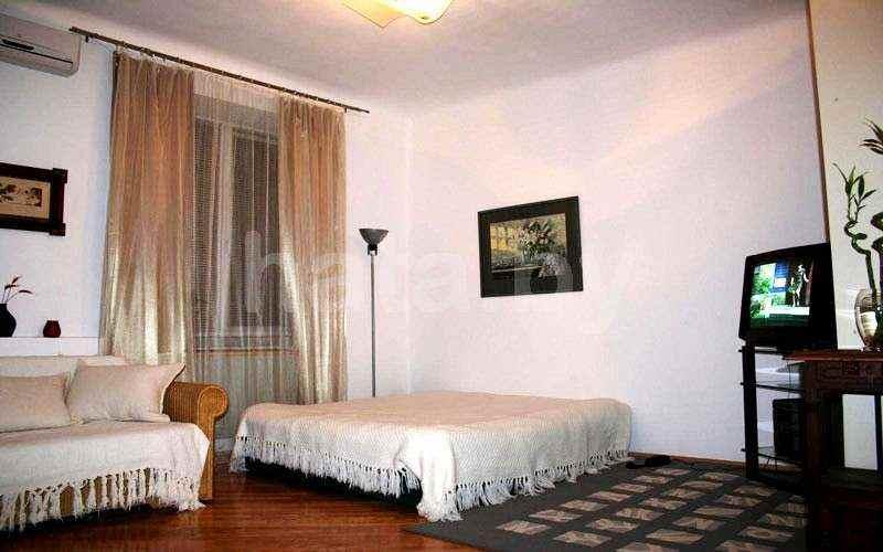 1 - комнатная квартира в центра Минска. Фото
