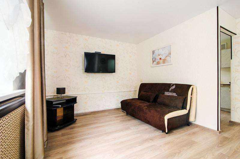 1-комнатная квартира с самом центре города!. Фото