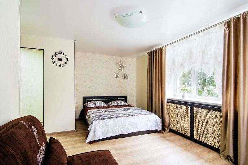 1-комнатная квартира с самом центре города!