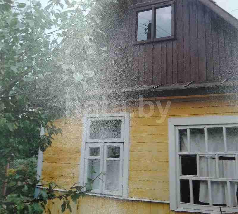 Продается дача с домиком 40 км от Минска по Молодечненскому направлению, недорого