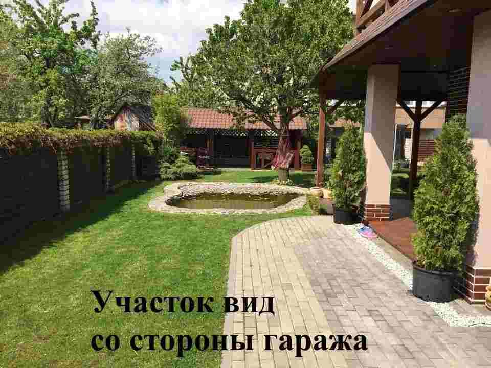 Дом пер. Передовой,7.  Участок 6 соток. Фото