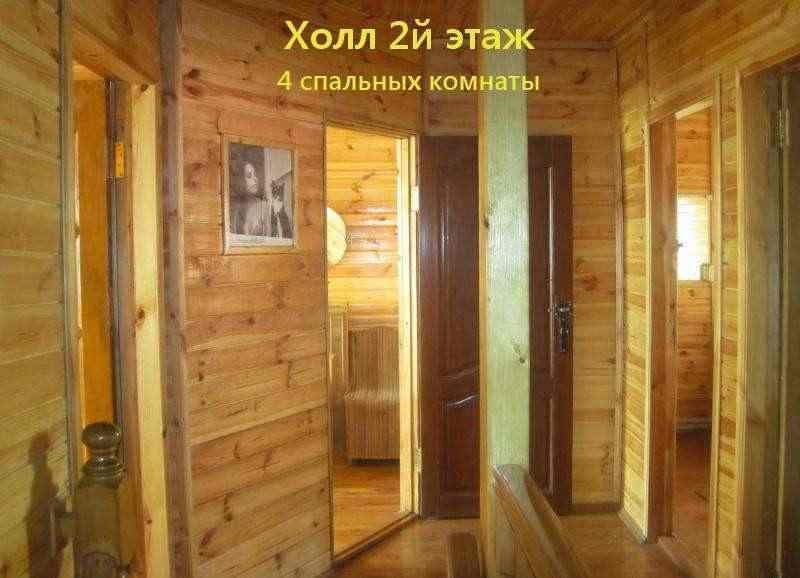 Теремок в Ельнице - Доступный отдых для большой компании в пределах Минска от 8$ с человека. Фото
