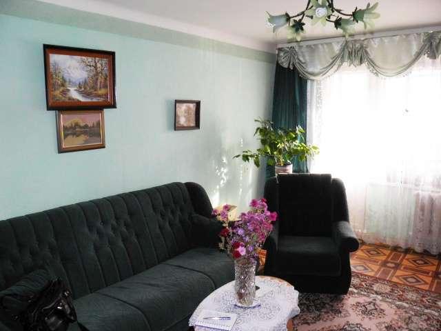 Квартира 3-х комн. просторная в доме с кухней 9.5 метра в район Масюковщина.