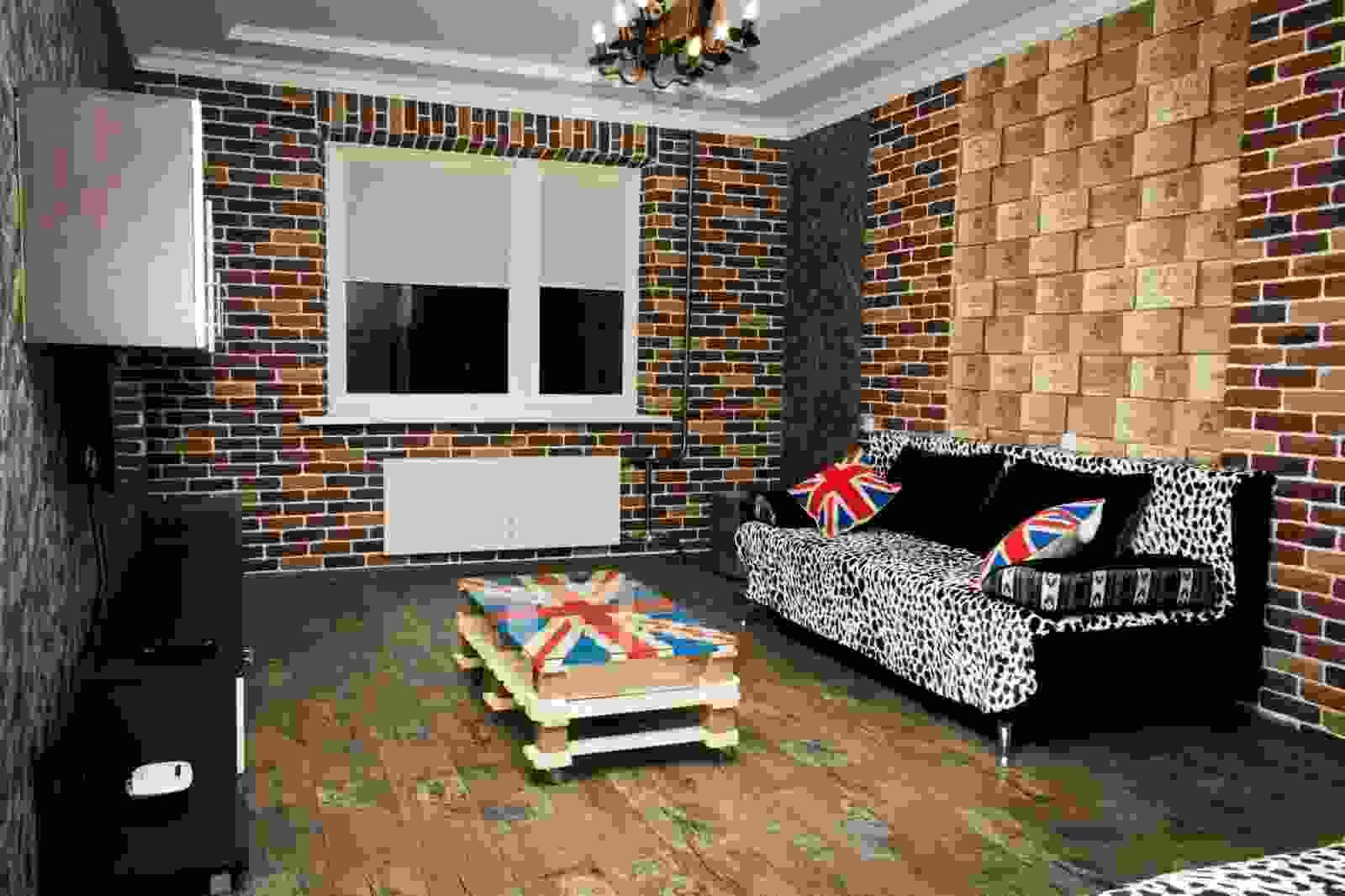 Современная,уютная 1-ком.квартира с дизайнерской отделкой в центральном р-не г. Гомеля