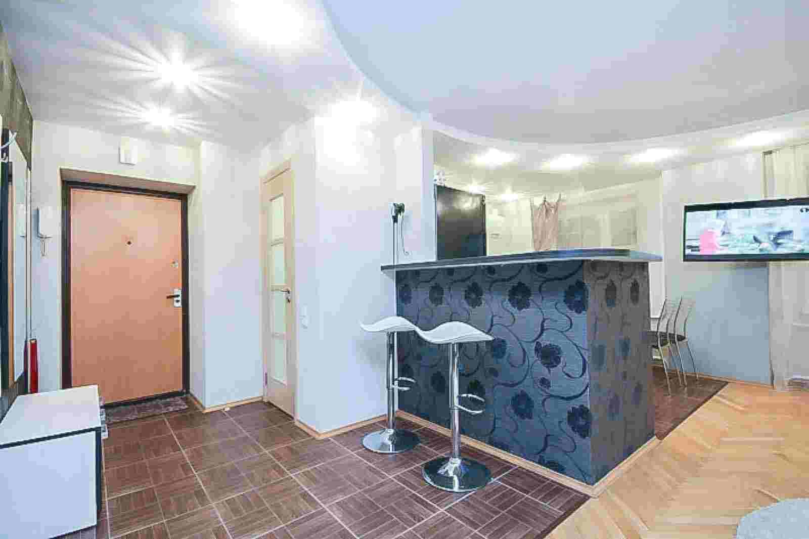 3-комнатная квартира в самом центре Минска. Фото