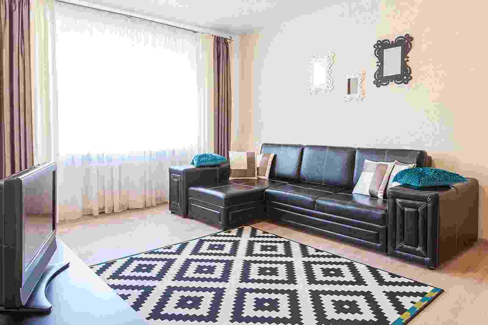 1-2-3 комнатные апартаменты в центре