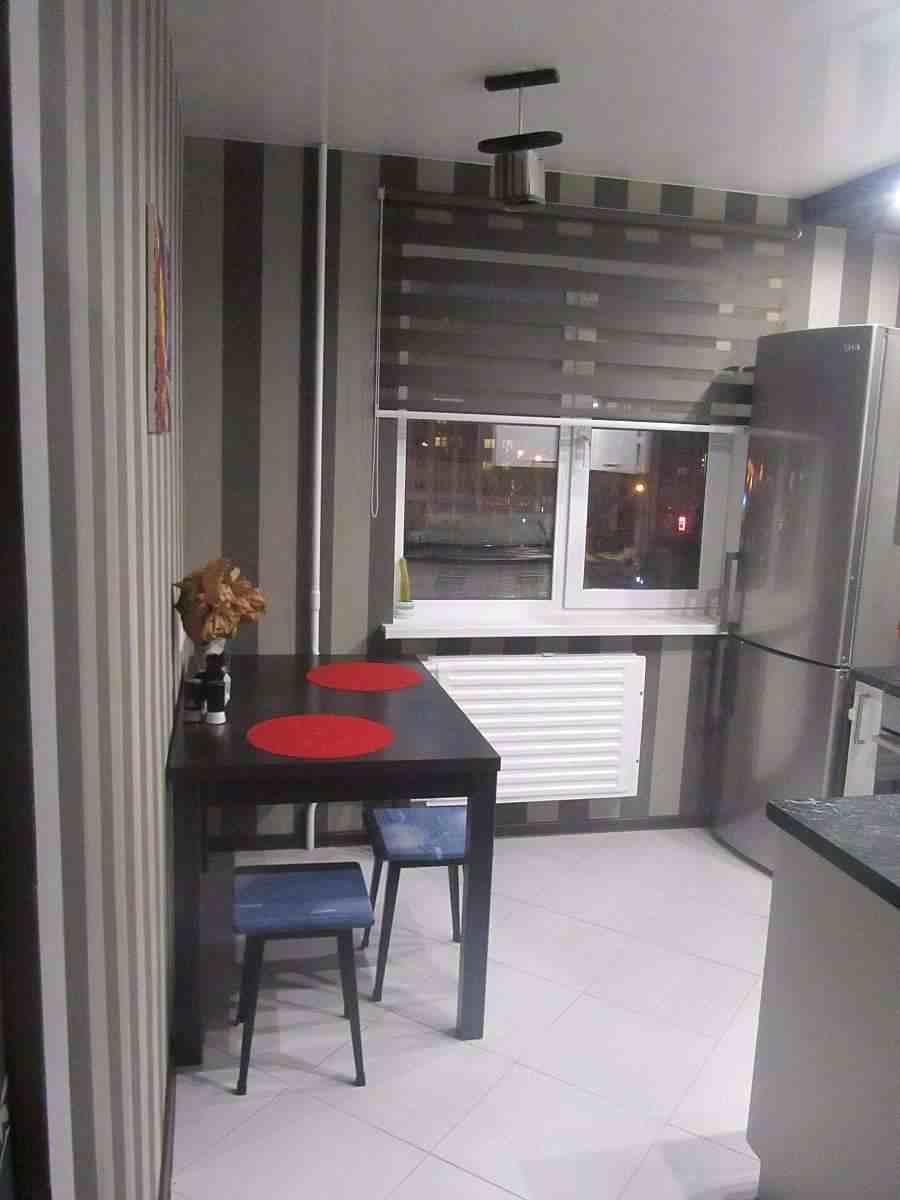 Двухкомнатная квартира. Фото