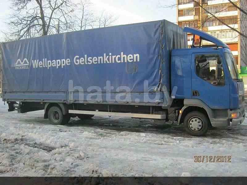 Услуги по перевозке, DAF