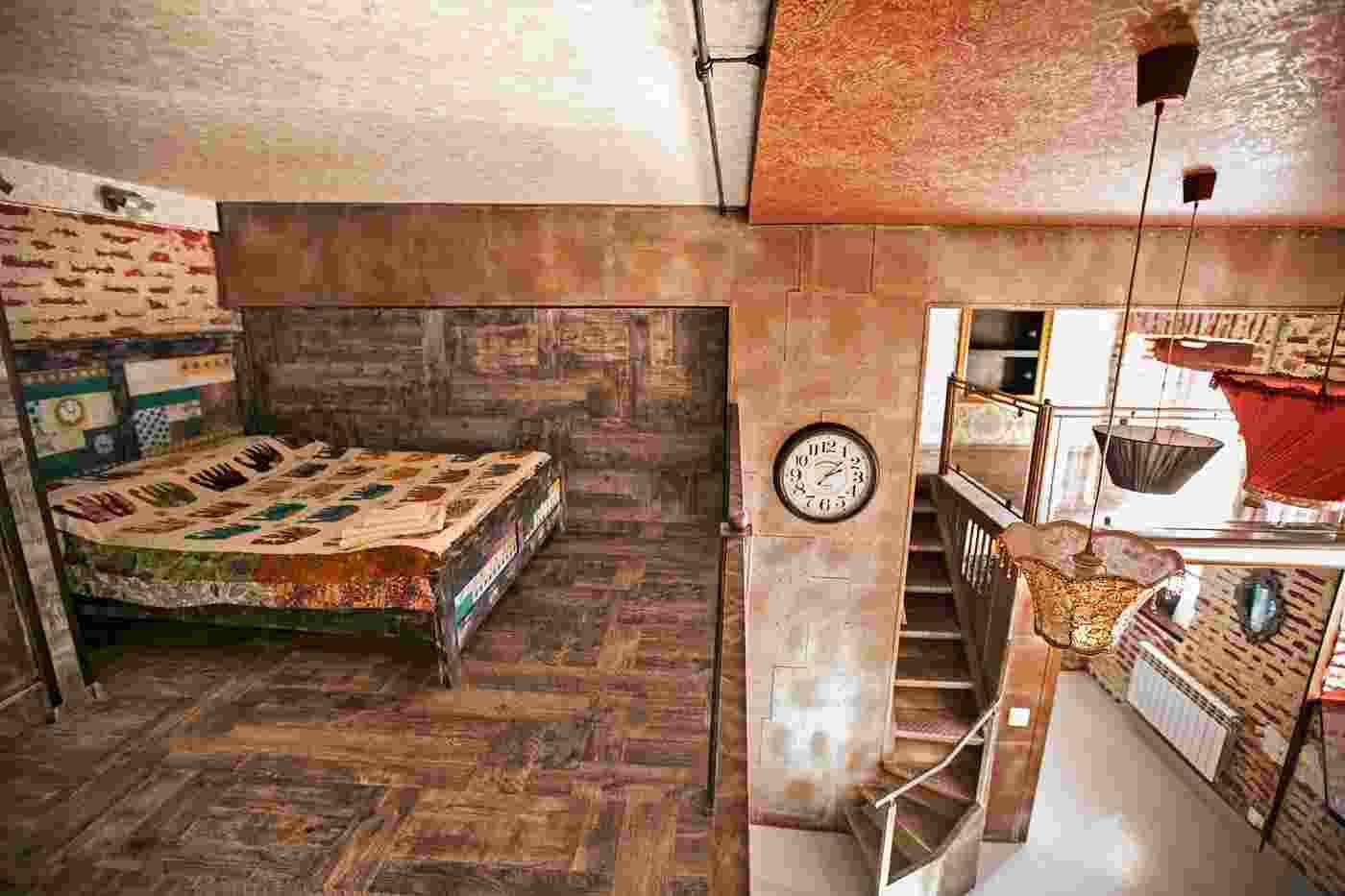3-комнатная квартира-лофт. Фото