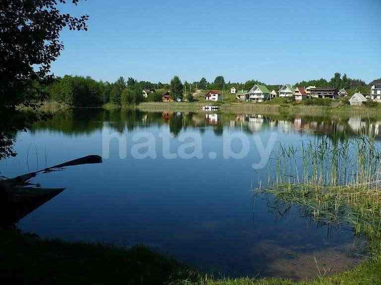Браслав. Сдается дача на самом берегу живописного озера Струсто. Фото