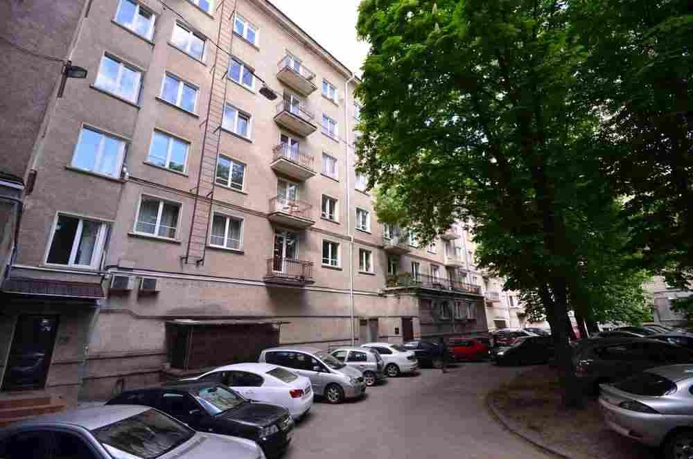 Продажа квартиры 111.0 м2, Литва, Вильнюс. Фото