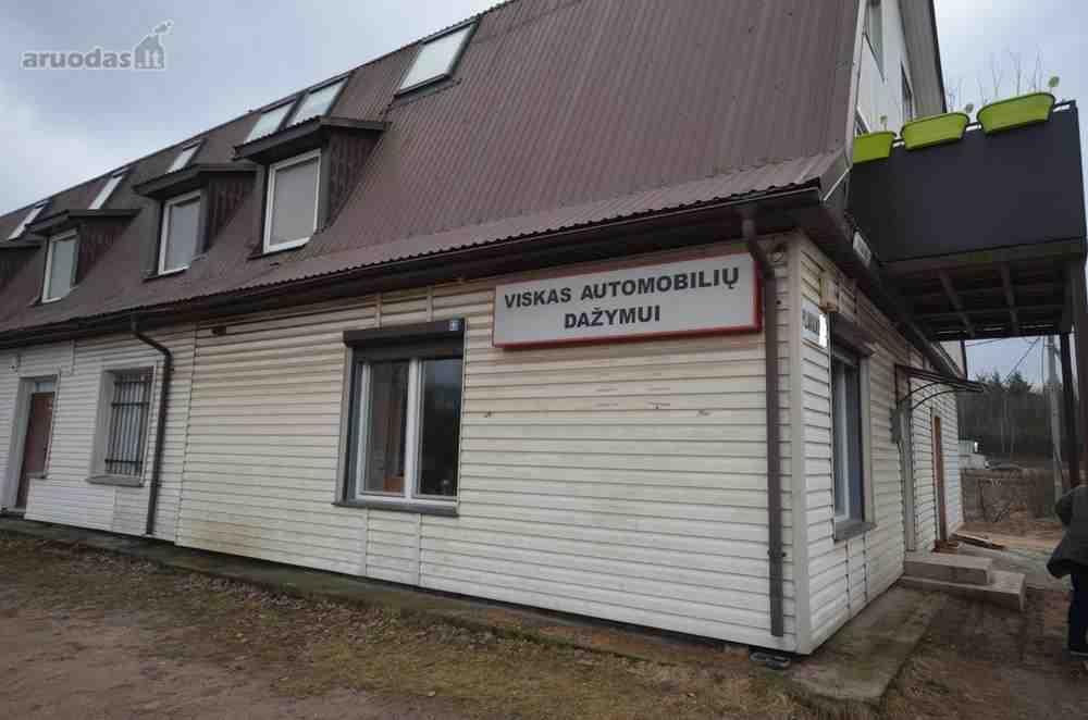 Продаются коммерческие помещения 39.91 м2, Литва, Вильнюс. Фото