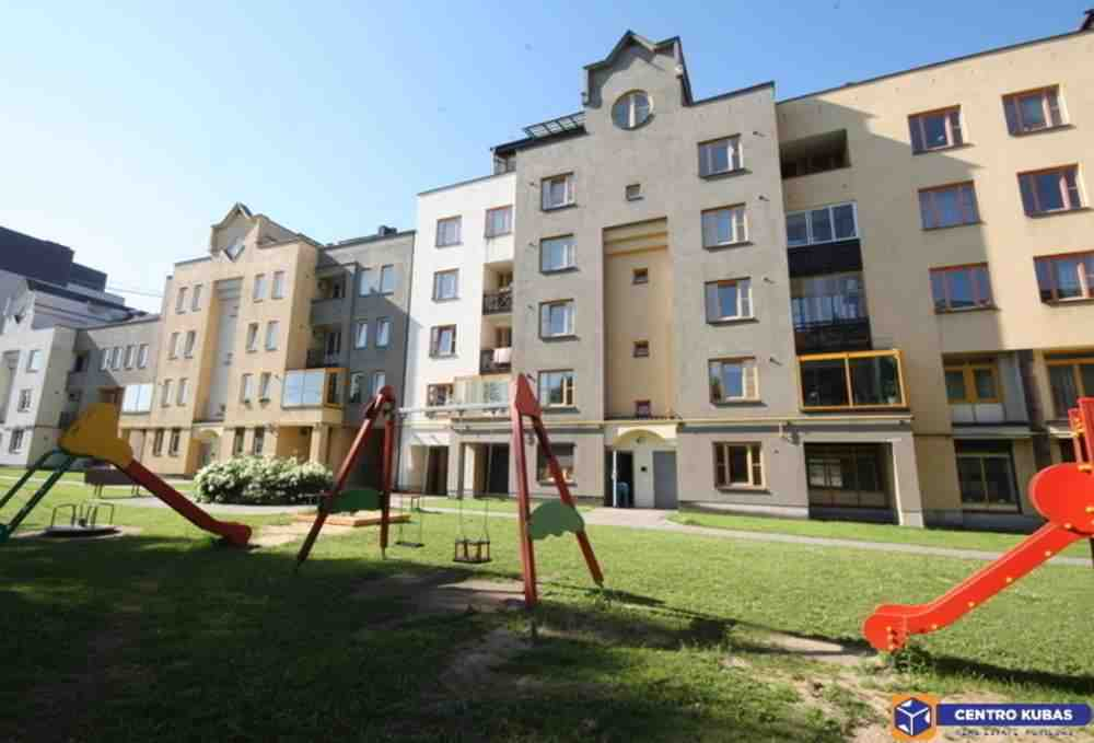 Продажа квартиры 110.0 м2, Литва, Вильнюс