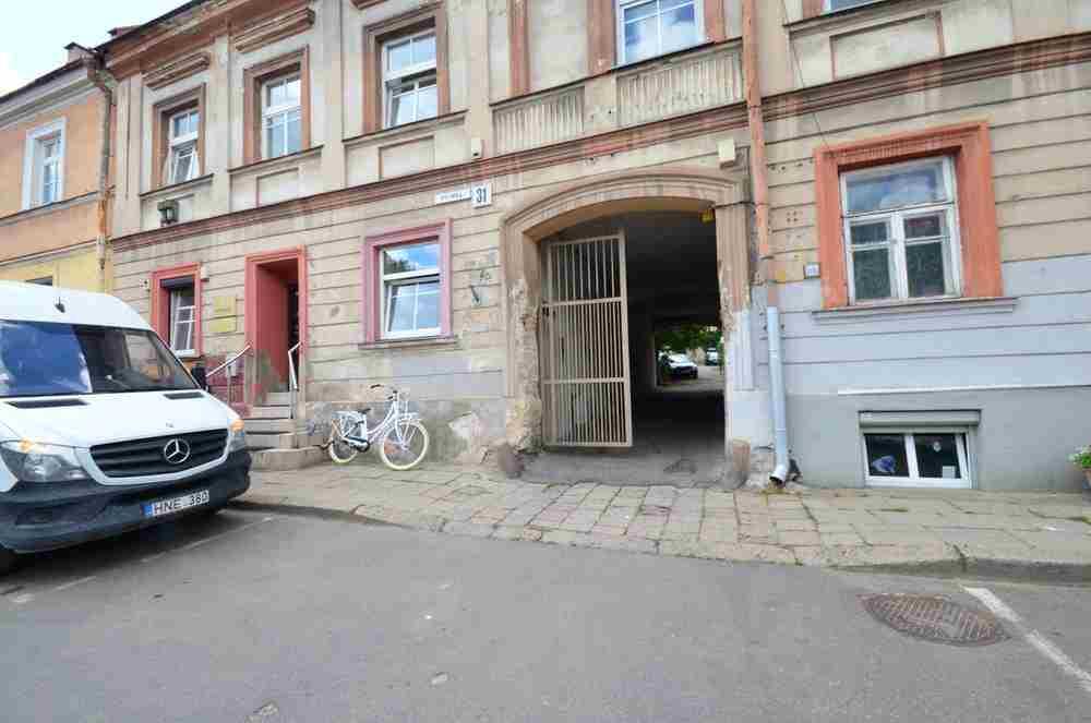 Аренда квартиры 31.0 м2, Литва, Вильнюс. Фото