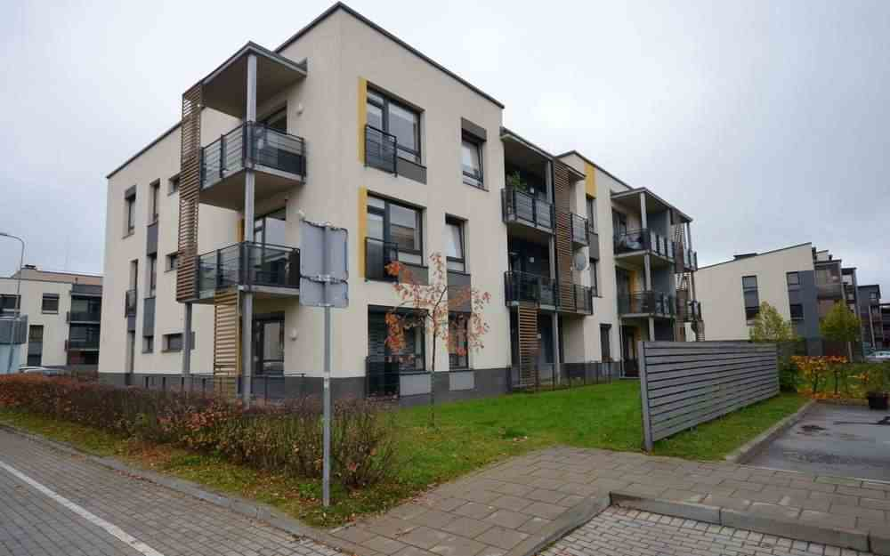 Продажа квартиры 46.0 м2, Литва, Вильнюс. Фото