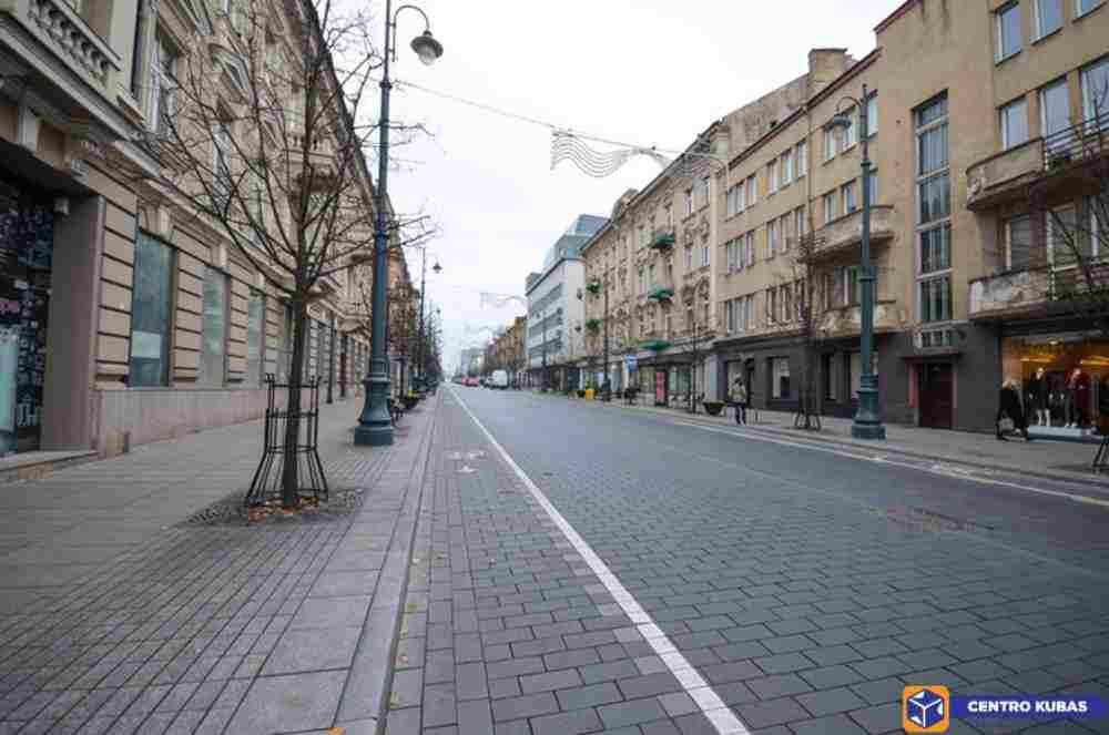 Продажа квартиры 125.0 м2, Литва, Вильнюс